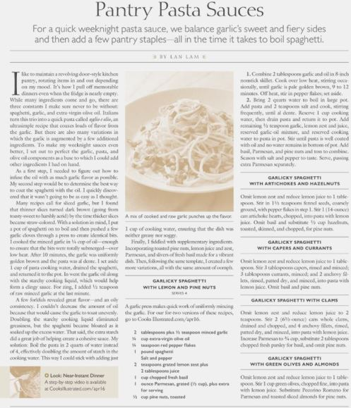 PantryPastaSauces