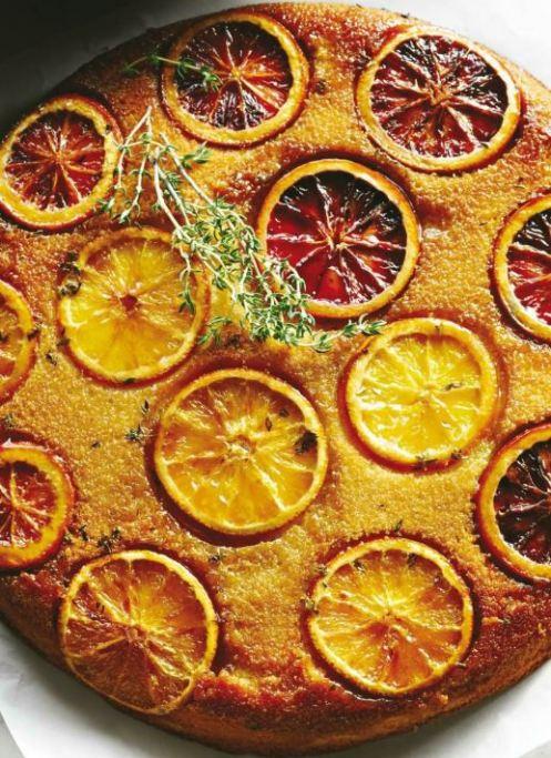orangecornmealcake